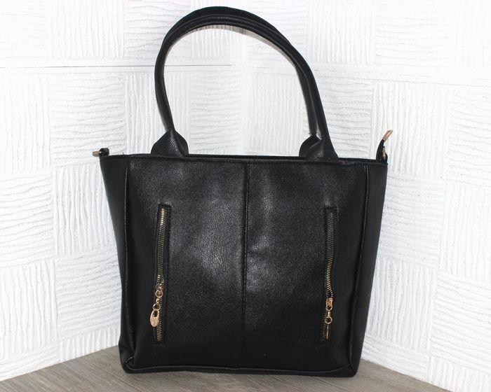 купить стильную сумку с 2 молниями
