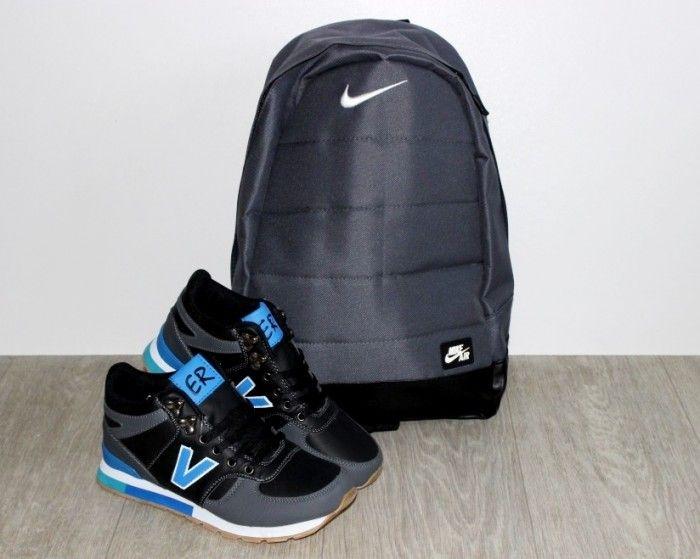 Мужские ботинки осенние, осенняя мужская обувь недорого, купить мужские ботинки Запорожье