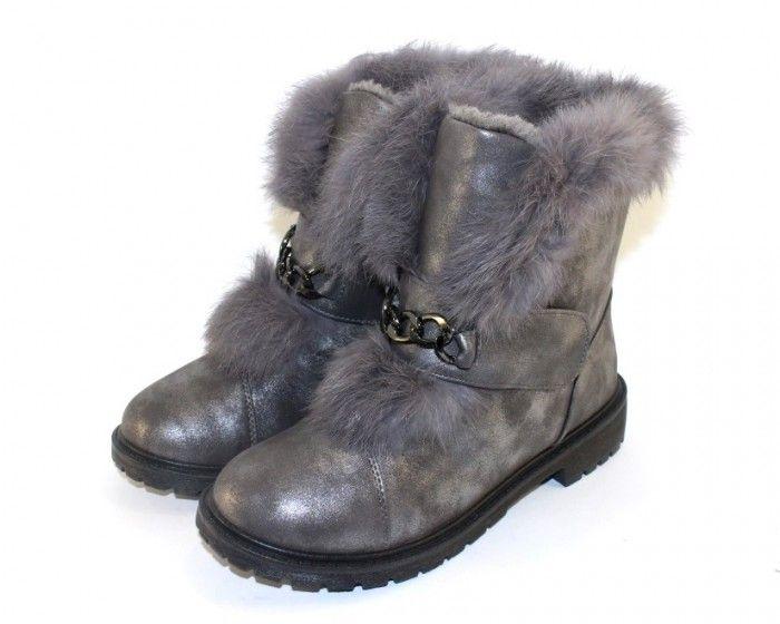 Купить зимние женские ботинки, женские ботинки Запорожье купить, интернет магазин женской обуви, обувь Украина