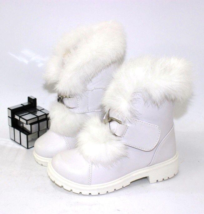 Зимові чоботи для дівчинки Запоріжжя, купити зимові дитячі чоботи Україна