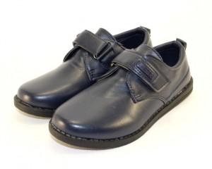 Подростковые школьные туфли для мальчика недорого!