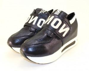 Сникерсы ( sneakers ) - стильные ботинки на платформе