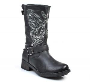 Зимние сапоги - модная и стильная обувь из Польши!