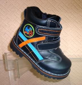 Суперские ботинки для мальчика - большой выбор обуви!