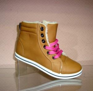 Модные зимние ботинки для девочки из Польши!
