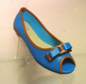 Распродажа обуви - летние балетки по низким ценам!