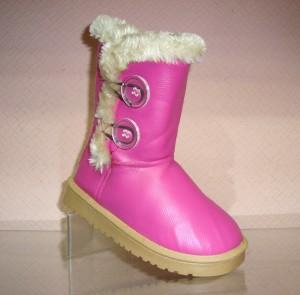Зимние сапожки для девочки - удобно, стильно и тепло!
