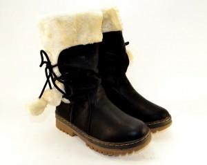Детская зимняя обувь - для настоящей маленькой леди!