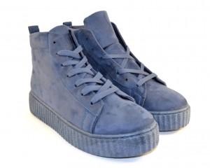 Ботинки весенние и осенние - Спортивные осенние ботинки WQ-001