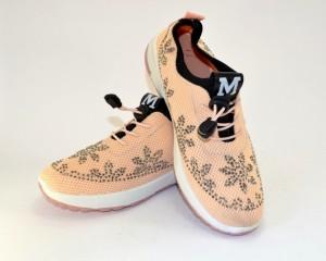 Стильные кроссовки 1-5 pink  - купить в интернет магазине в Запорожье, Днепре, Харькове