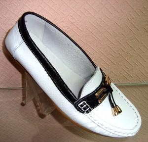 Женские мокасины - качественная кожаная обувь!