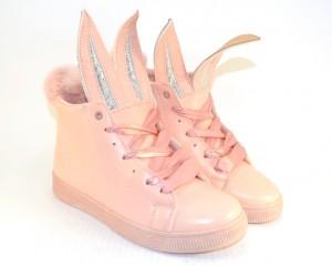 Ботинки весенние и осенние - Оригинальные молодёжные ботинки LXC7484 PINK