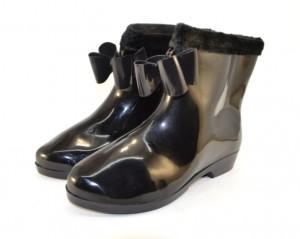 Зимние силиконовые сапоги, купить силиконовую утеплённую обувь, ботинки силиконовые недорого