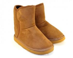 Купить коричневые угги для девочек, детскиие угги недорого, коричневые детские угги, купить зимнюю обувь