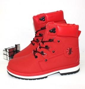 осенние ботинки