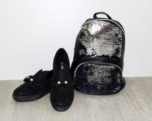 Классные слипоны 1222-3 - купить кеды в стиле Vans в интернет магазине обуви