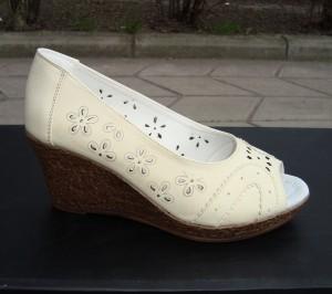 Туфли летние модельные