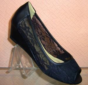 Купить летние туфли на танкетке недорого запорожье днепропетровск кривой рог женская летняя обувь