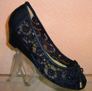 купить женскую летнюю обувь недорого туфли ажурные танкетка недорого дешево низкие цены