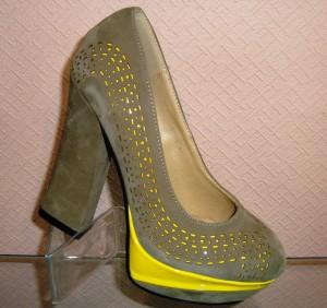 Женские туфли - качественная обувь производства Польша. СП обуви