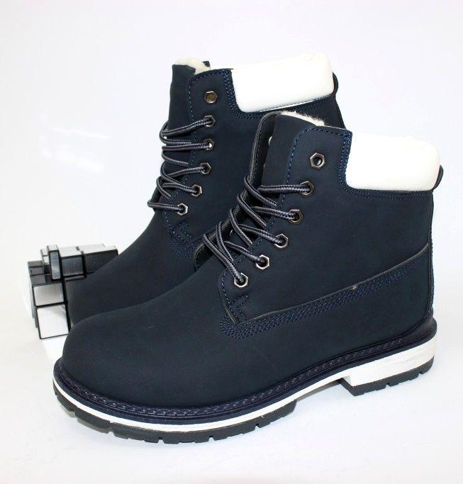 Удобные зимние ботинки VT85B-4 - купить зимнюю обувь