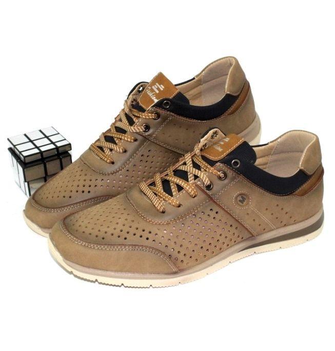 Мужские летние туфли с доставкой по всей Украине