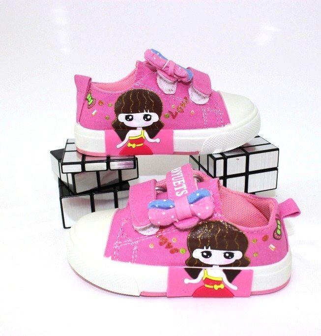 Дитяча спортивна взуття для дівчаток і хлопчиків
