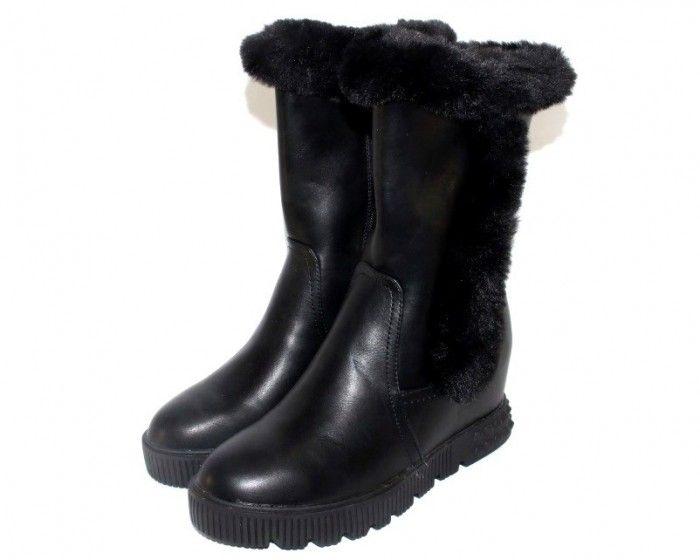 Купить Сапоги зимние женские X15085-8 - женская зимняя обувь, Запорожье, Днепропетровск, Одесса, Харьков