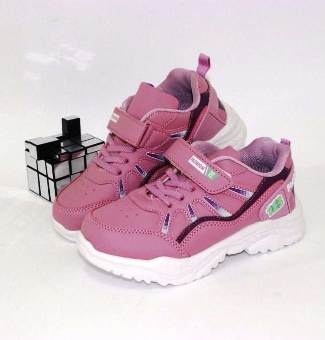 Модні дитячі кросівки XXD2715K - купити дівчаткам для школи