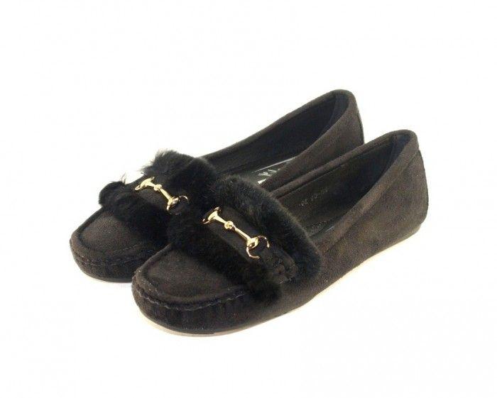 Мокасины чёрные - стильно, модно и комфортно!