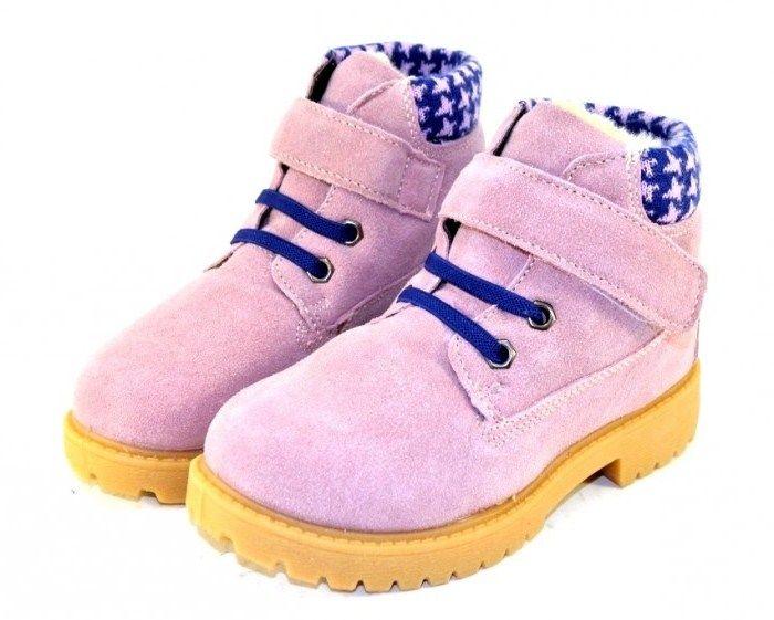 Дитячі теплі черевики недорого інтернет магазин Сандаль