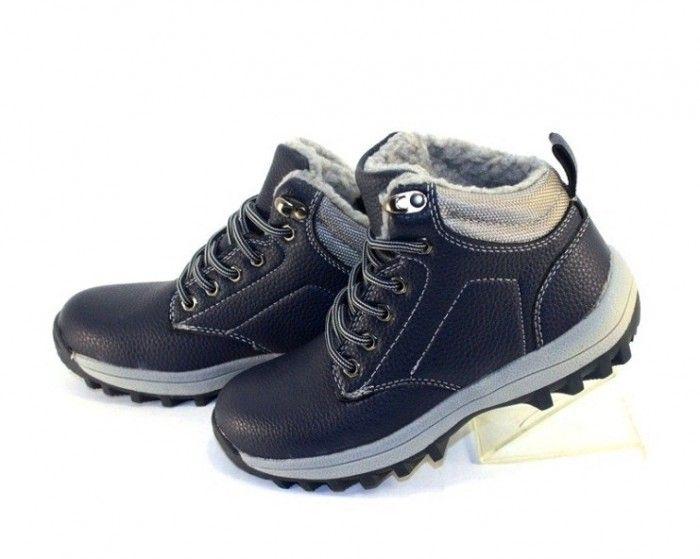 Детские зимние ботинки купить в Запорожье, зимняя обувь для мальчика