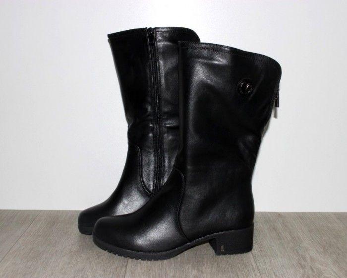 Купить зимнюю женскую обувь Запорожье, зимние сапоги Украина, купить сапоги